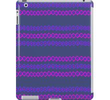 Dotted Lines (Bold) iPad Case/Skin