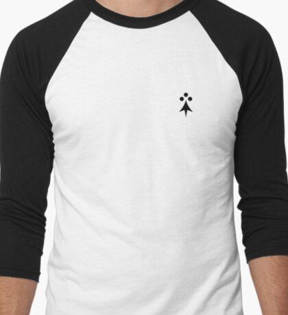 Ermine Men's Baseball ¾ T-Shirt