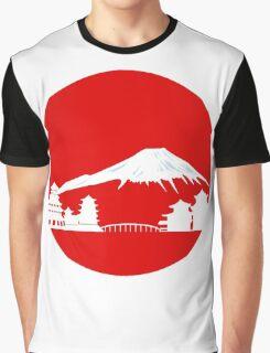 Fujiyama Graphic T-Shirt