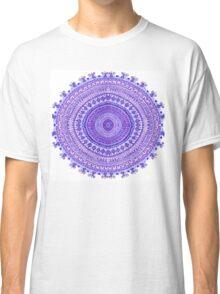 Purple Mandala Classic T-Shirt