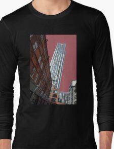 My tall neighbour! Long Sleeve T-Shirt