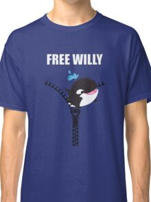 Free Willy Classic T-Shirt