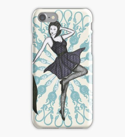 Sewing Suzy iPhone Case/Skin