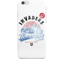 Motorcyclen- Club iPhone Case/Skin