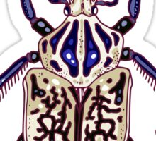 Goliath beetle Sticker