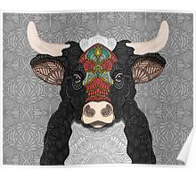 Billy the bull Poster