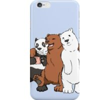 Best Bear Friend Selfie iPhone Case/Skin