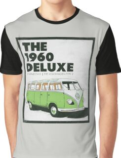 1960 Delux Graphic T-Shirt