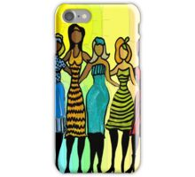 Sisters in Diversity iPhone Case/Skin