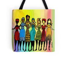 Sisters in Diversity Tote Bag