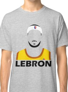 LeBron Abstract Classic T-Shirt