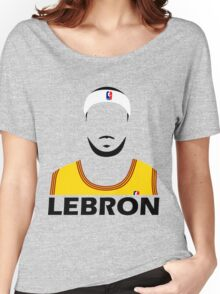 LeBron Abstract Women's Relaxed Fit T-Shirt