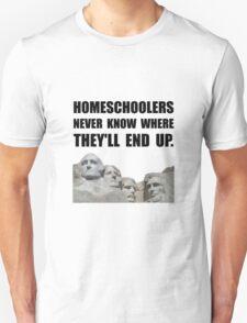 Homeschool Rushmore T-Shirt