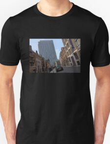 Reshaping the face of London Unisex T-Shirt