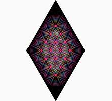 Tetractys - 144 Circle - Diamond Unisex T-Shirt