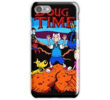 Doug Time Tintin iPhone Case/Skin
