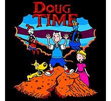 Doug Time Tintin Photographic Print