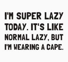 Super Lazy Baby Tee