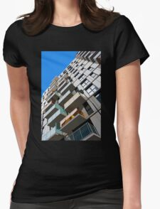 My neighbourhood Womens Fitted T-Shirt