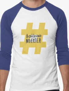 Kimmy Schmidt - Hashbrown No Filter Men's Baseball ¾ T-Shirt