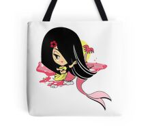 Hana On Beach Tote Bag