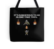 The Legend of Souls Tote Bag