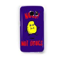 Nugs Not drugs Samsung Galaxy Case/Skin
