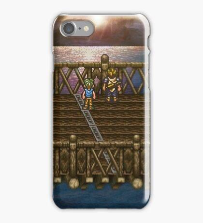 Bridge of Memories - Chrono Trigger iPhone Case/Skin