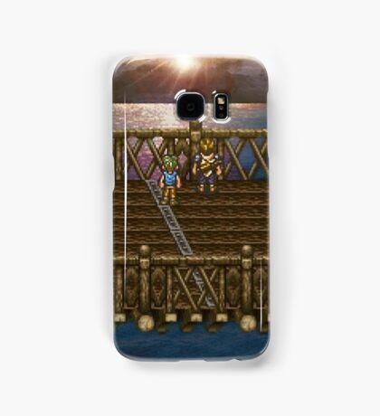 Bridge of Memories - Chrono Trigger Samsung Galaxy Case/Skin