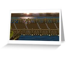 Bridge of Memories - Chrono Trigger Greeting Card