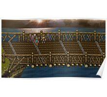 Bridge of Memories - Chrono Trigger Poster