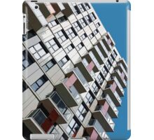 High rise city living iPad Case/Skin