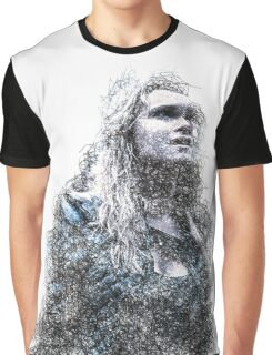 Clarke - The 100 - Thread Graphic T-Shirt