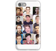 Youtuber boys iPhone Case/Skin