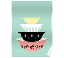 Pyrex Pretties Poster