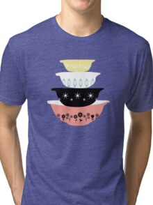 Pyrex Pretties Tri-blend T-Shirt
