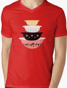 Pyrex Pretties Mens V-Neck T-Shirt