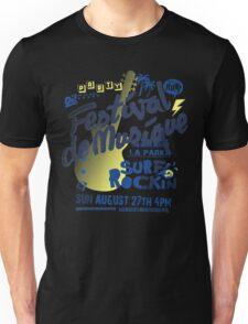 Festival- Music Unisex T-Shirt
