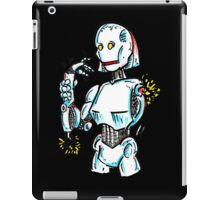 Fembot Damaged iPad Case/Skin