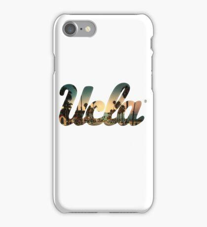 UCLA Cali style iPhone Case/Skin