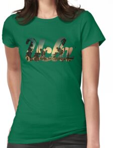 UCLA Cali style Womens Fitted T-Shirt