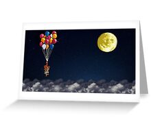 To Far Away Times - Chrono Trigger Greeting Card