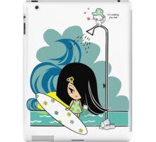 Making You Wet iPad Case/Skin