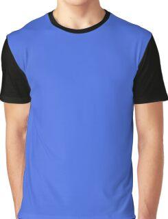 Royal Blue Graphic T-Shirt