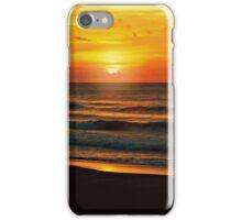 Hawaii beach scene iPhone Case/Skin