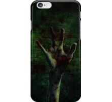 Rise from your grave. iPhone Case/Skin