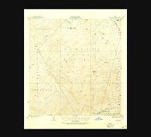USGS TOPO Map Hawaii HI Kaohe 349864 1927 62500 Unisex T-Shirt