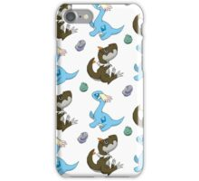Kalos Fossil Excavation Results iPhone Case/Skin