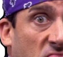 The Office- Prison Mike Sticker