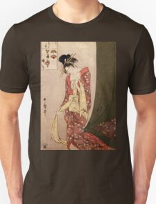 Reproduction Vintage Japanese painting  Unisex T-Shirt